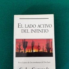 Libros antiguos: EL LADO ACTIVO DEL INFINITO. Lote 269692568