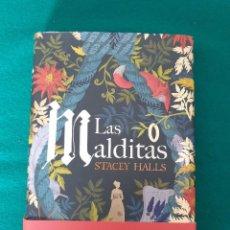 Libros antiguos: LAS MALDITAS STACEY HALLS. Lote 269699798