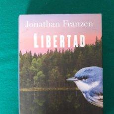 Libros antiguos: JONATHAN FRANZEN LIBERTAD. Lote 269701243