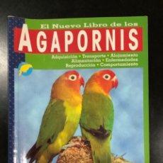 Libros antiguos: EL NUEVO LIBRO DE LOS AGAPORNIS. HEIKE SCHMIDT? TIKAL... Lote 269752093