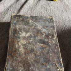 Libros antiguos: CATECHISMUS ROMANOS AD PAROCHOS 1830, COMPLETO , 494 PÁGINAS , SIGNOS DEL PASO DEL TIEMPO, TAL Y COM. Lote 269780473