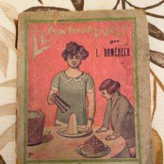 Libros antiguos: LLAMINADURES PER IGNASI DOMENECH (1A EDICIÓN, 1924).. Lote 269846808