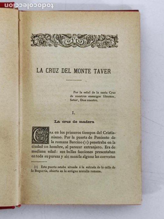 Libros antiguos: Leyendas y Tradiciones - Francisco de P. Capella - 2 Tomos - Imp La Hormiga de Oro - 1887 - Foto 8 - 269935328
