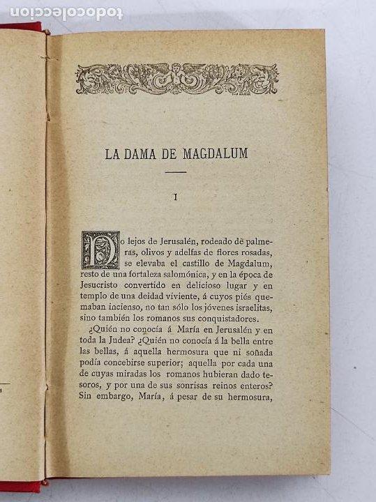 Libros antiguos: Leyendas y Tradiciones - Francisco de P. Capella - 2 Tomos - Imp La Hormiga de Oro - 1887 - Foto 15 - 269935328