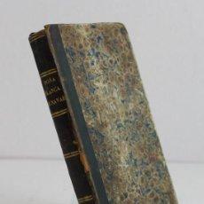 Libros antiguos: DOÑA BLANCA DE NAVARRA,FRANCISCO NAVARRO VILLOSLADA. IMPRENTA ANSELMO SANTA COLOMA, 1846.. Lote 269984018