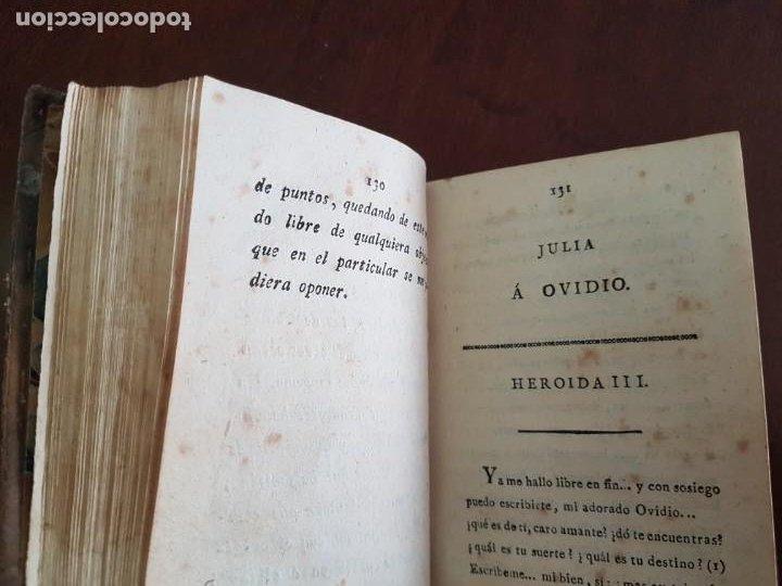 Libros antiguos: Cartas de Dorat - S. XIX - Foto 6 - 270096553