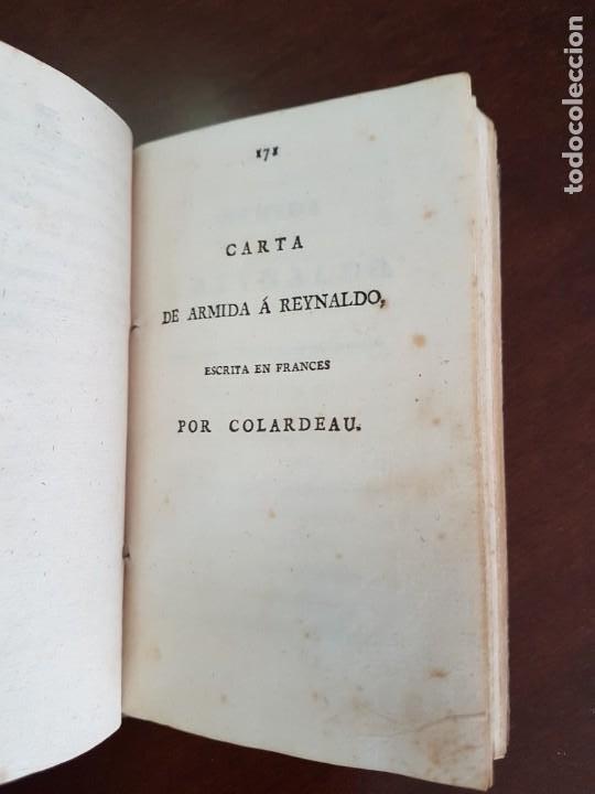 Libros antiguos: Cartas de Dorat - S. XIX - Foto 7 - 270096553