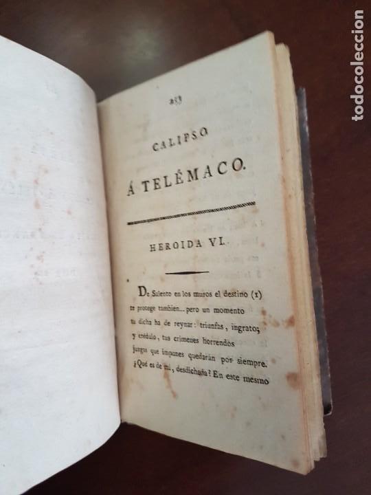 Libros antiguos: Cartas de Dorat - S. XIX - Foto 12 - 270096553