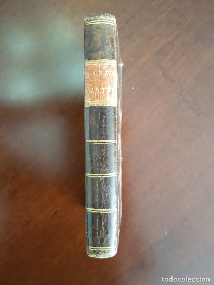 Libros antiguos: Cartas de Dorat - S. XIX - Foto 13 - 270096553