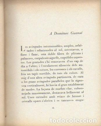 Libros antiguos: Histories de la carn i de la sang / A. Esclasans. Sabadell : La Mirada, 1928. 15x12cm. 208 p. - Foto 5 - 37189157