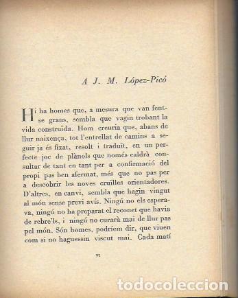 Libros antiguos: Histories de la carn i de la sang / A. Esclasans. Sabadell : La Mirada, 1928. 15x12cm. 208 p. - Foto 6 - 37189157