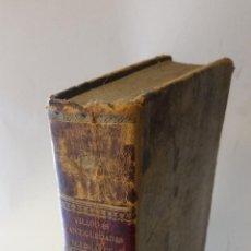 Libros antiguos: 1802 - VILLODAS - ANÁLISIS DE LAS ANTIGÜEDADES ECLESIÁSTICAS DE ESPAÑA - 2 TOMOS. Lote 270256593