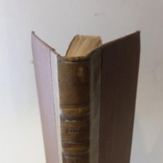 Libros antiguos: 1926 - ALFONSO CAMIN - LA CARMONA - DEDICADO. Lote 270258928
