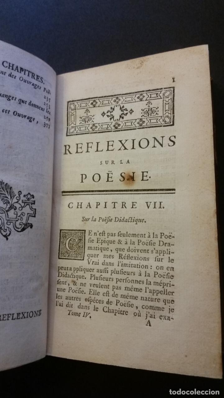 Libros antiguos: 1747 - JEAN RACIN - OEUVRES - 5 TOMOS, RACINE - Foto 11 - 270260618