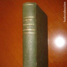 Libros antiguos: OBRES CATALANES DE MIQUEL S. OLIVER. VOL. III. PARLAMENTS Y CONFERENCIES.1920 ?.. Lote 270347758