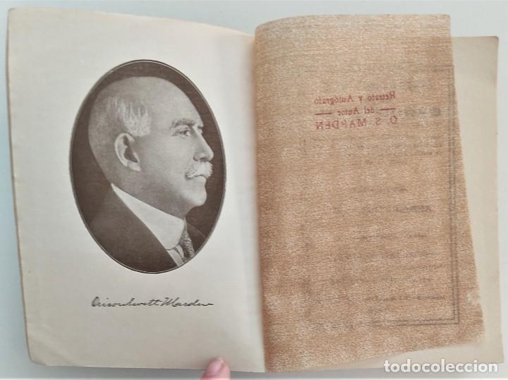 Libros antiguos: EL CAMINO DE LA PROSPERIDAD - ORISON SWETT MARDEN - ANTONIO ROCH EDITOR - BARCELONA - Foto 3 - 270516373
