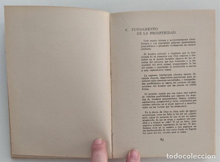 Libros antiguos: EL CAMINO DE LA PROSPERIDAD - ORISON SWETT MARDEN - ANTONIO ROCH EDITOR - BARCELONA - Foto 9 - 270516373