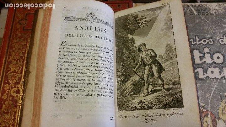 Libros antiguos: 1796 - TEODORO DE ALMEIDA - El hombre feliz, independiente del mundo, y de la fortuna II - GRABADOS - Foto 4 - 270571643