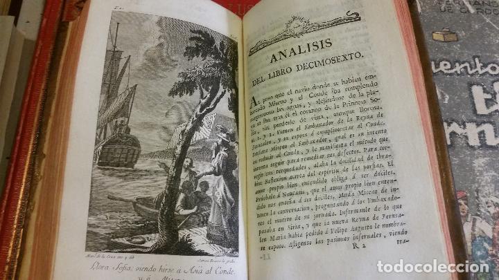 Libros antiguos: 1796 - TEODORO DE ALMEIDA - El hombre feliz, independiente del mundo, y de la fortuna II - GRABADOS - Foto 10 - 270571643