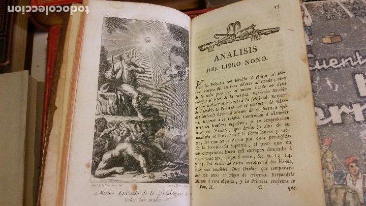 1796 - TEODORO DE ALMEIDA - EL HOMBRE FELIZ, INDEPENDIENTE DEL MUNDO, Y DE LA FORTUNA II - GRABADOS (Libros Antiguos, Raros y Curiosos - Pensamiento - Otros)