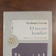 Libros antiguos: EL TERCER HOMBRE. GRAHAM GREENE. LAS 100 JOYAS DEL MILENIO. MILLENIUM. PERFECTO ESTADO. Lote 271024673