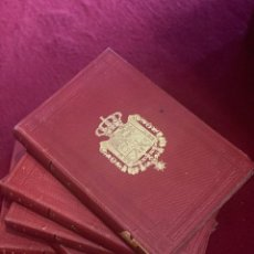 Libros antiguos: CAVANILLES. HISTORIA DE ESPAÑA.. Lote 271039523