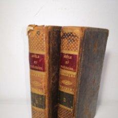 Libros antiguos: 1804 - ADELE Y THEODORE O CARTAS SOBRE EDUCACIÓN DE MADAME DE GENLIS. Lote 271051563