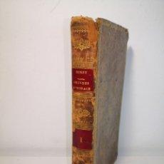 Libros antiguos: 1834 - OBRAS DE HORACIO, POR FL. LECLUSE. Lote 271055098