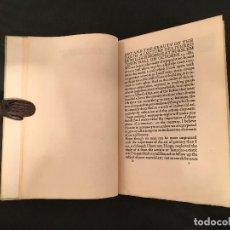 Libros antiguos: BIBLIOFILIA WILLIAM MORRIS ARTS & CRAFTS ART AND THE BEAUTY OF THE EARTH PRIMERA EDICION TIPOGRAFIA. Lote 271073168