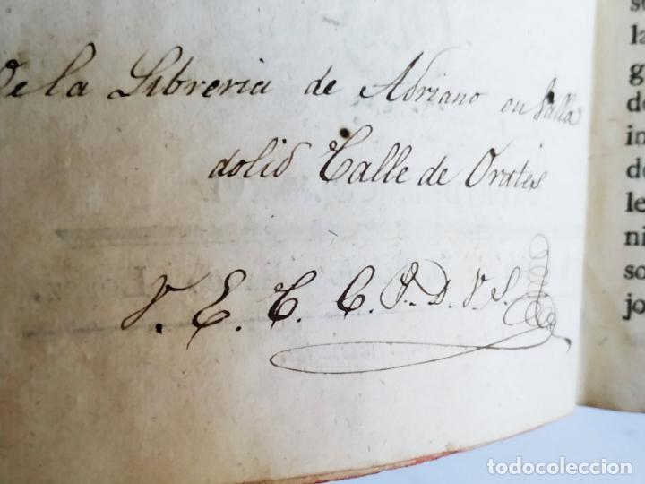 Libros antiguos: P. Ribadeneira ( Jesuita ) Historia Eclesiástica Cisma Inglaterra. Madrid 1786 Placido Barco - Foto 3 - 271091638