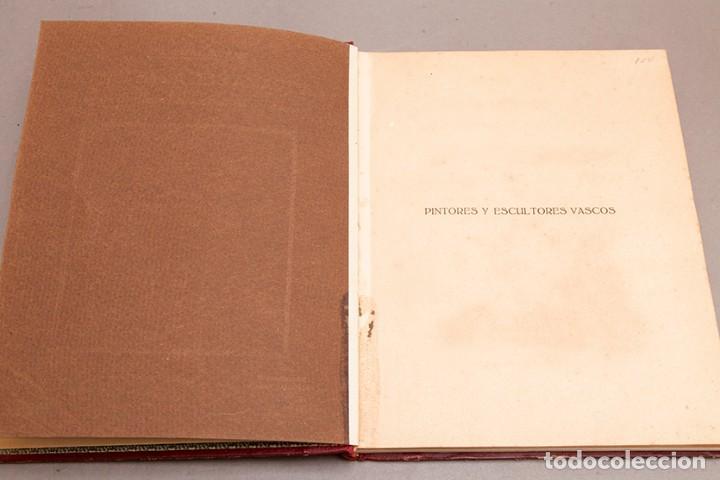 Libros antiguos: JUAN DE LA ENCINA : LA TRAMA DEL ARTE VASCO - 1ª PRIMERA EDICIÓN - 1920 BILBAO - Foto 5 - 271360738