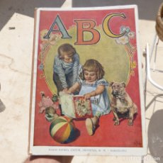 Libros antiguos: ANTIGUO LIBRO INFANTIL ABC 1931 , RAMON SOPENA , BARCELONA. Lote 272245268