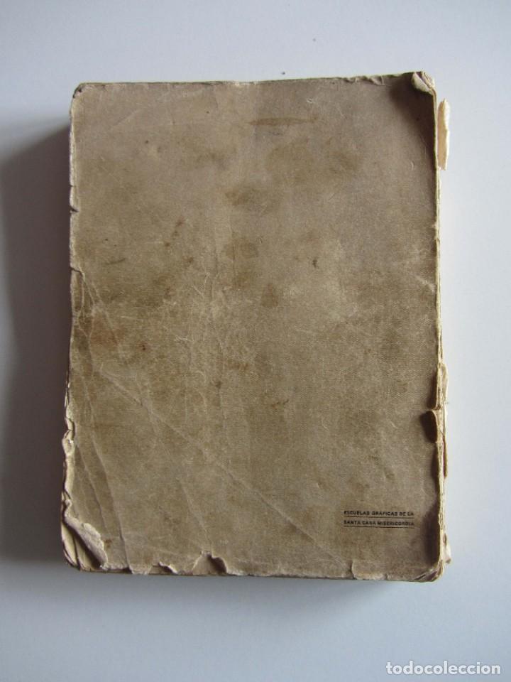 Libros antiguos: El Amparo. Sus platos clásicos. Bilbao 1930 Segunda edición. Gastronomia vasca. - Foto 3 - 272681443