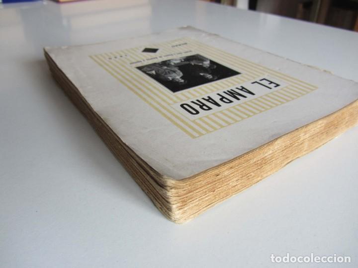 Libros antiguos: El Amparo. Sus platos clásicos. Bilbao 1930 Segunda edición. Gastronomia vasca. - Foto 4 - 272681443