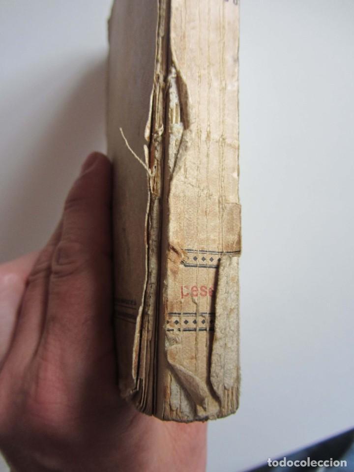 Libros antiguos: El Amparo. Sus platos clásicos. Bilbao 1930 Segunda edición. Gastronomia vasca. - Foto 9 - 272681443