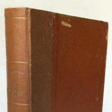Libros antiguos: ELEGÍAS. - MARQUINA, E.. Lote 123213842