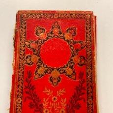 Libros antiguos: ANTIGUO LIBRO L'ORPHELINE DE MOSCOU. EN FRANCÉS. POR MME WOILLEZ. Lote 273921843