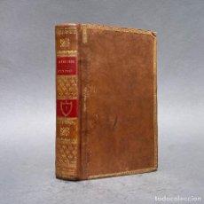 Livros antigos: 1807 - RECUERDOS DE UN PADRE PARA SERVIR EN LA INSTRUCCIÓN DE SUS HIJOS - JEAN FRANÇOIS MARMONTEL. Lote 274535878