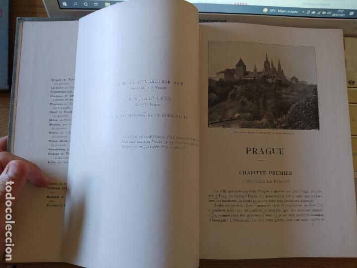 Libros antiguos: Les Villes d Art Célèbres - Prague Louis Leger Librairie Renouard / Henri Laurens, Paris, 1907 - Foto 7 - 274597533