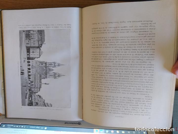 Libros antiguos: Les Villes d Art Célèbres - Prague Louis Leger Librairie Renouard / Henri Laurens, Paris, 1907 - Foto 8 - 274597533