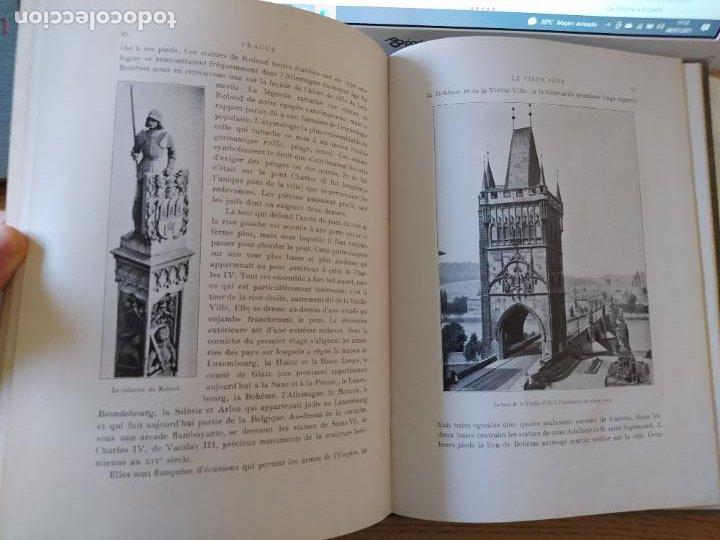 Libros antiguos: Les Villes d Art Célèbres - Prague Louis Leger Librairie Renouard / Henri Laurens, Paris, 1907 - Foto 9 - 274597533