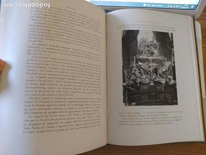 Libros antiguos: Les Villes d Art Célèbres - Prague Louis Leger Librairie Renouard / Henri Laurens, Paris, 1907 - Foto 11 - 274597533