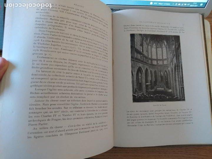 Libros antiguos: Les Villes d Art Célèbres - Prague Louis Leger Librairie Renouard / Henri Laurens, Paris, 1907 - Foto 12 - 274597533