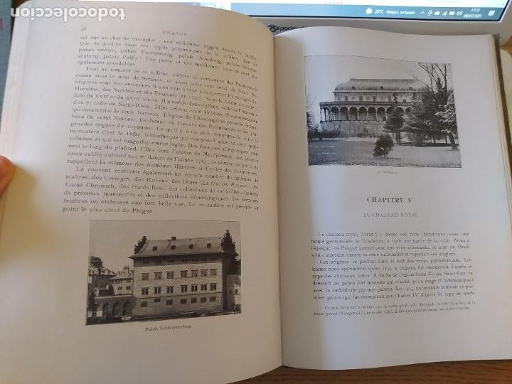 Libros antiguos: Les Villes d Art Célèbres - Prague Louis Leger Librairie Renouard / Henri Laurens, Paris, 1907 - Foto 15 - 274597533