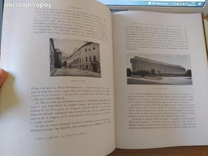 Libros antiguos: Les Villes d Art Célèbres - Prague Louis Leger Librairie Renouard / Henri Laurens, Paris, 1907 - Foto 17 - 274597533