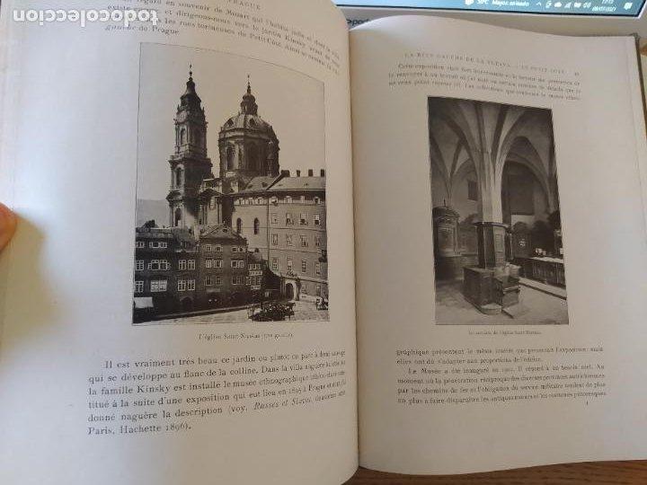 Libros antiguos: Les Villes d Art Célèbres - Prague Louis Leger Librairie Renouard / Henri Laurens, Paris, 1907 - Foto 18 - 274597533