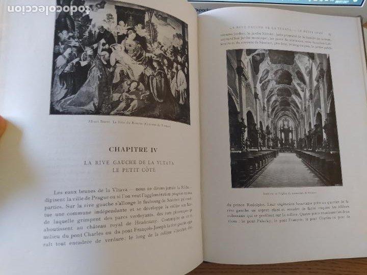 Libros antiguos: Les Villes d Art Célèbres - Prague Louis Leger Librairie Renouard / Henri Laurens, Paris, 1907 - Foto 19 - 274597533