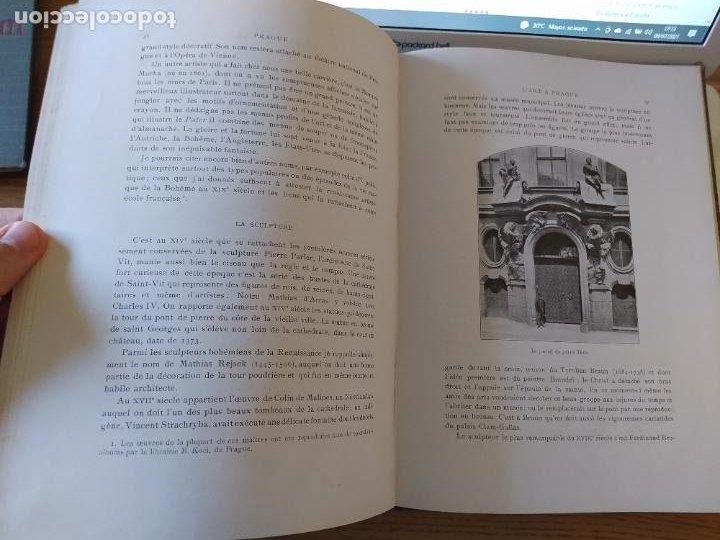 Libros antiguos: Les Villes d Art Célèbres - Prague Louis Leger Librairie Renouard / Henri Laurens, Paris, 1907 - Foto 21 - 274597533