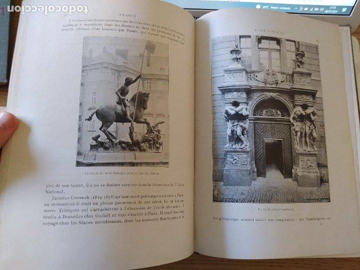 Libros antiguos: Les Villes d Art Célèbres - Prague Louis Leger Librairie Renouard / Henri Laurens, Paris, 1907 - Foto 22 - 274597533