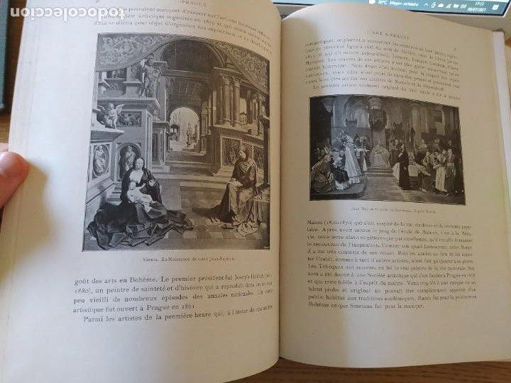 Libros antiguos: Les Villes d Art Célèbres - Prague Louis Leger Librairie Renouard / Henri Laurens, Paris, 1907 - Foto 23 - 274597533